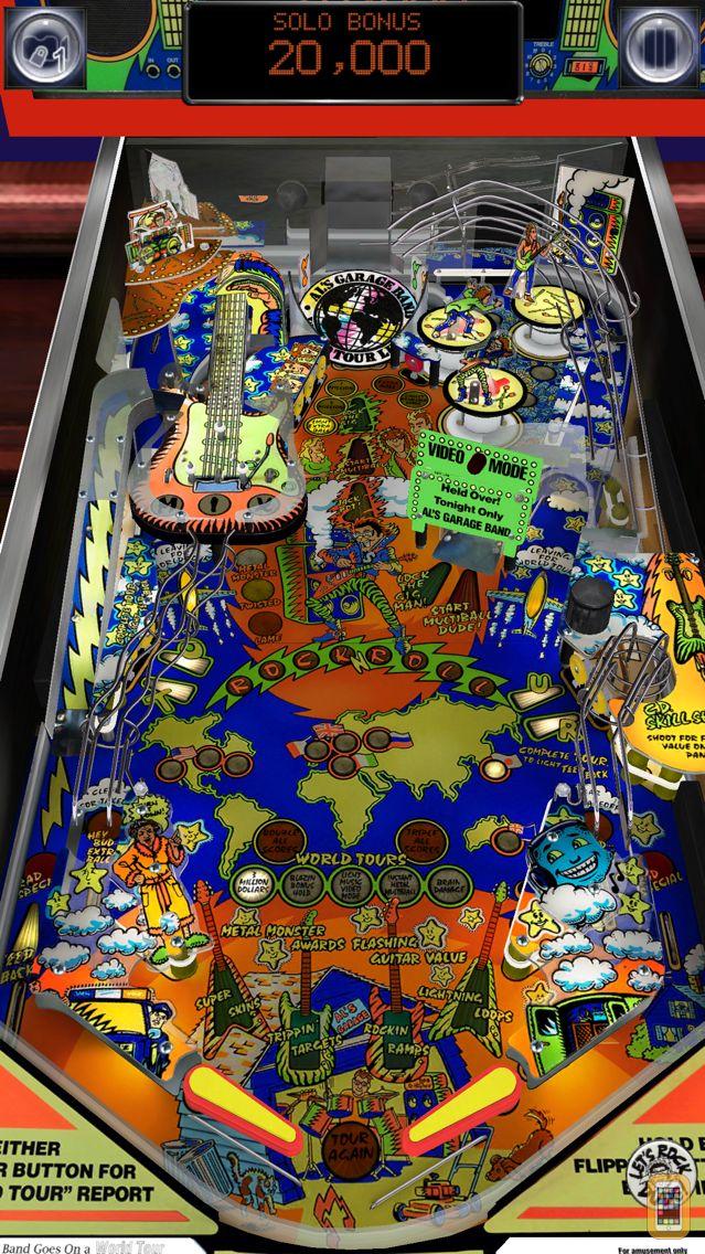 Screenshot - Pinball Arcade Plus
