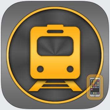 지하철매니저 - 실시간도착정보 by AJNH com. (iPhone)