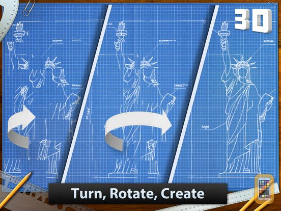 Screenshot - Blueprint 3D HD