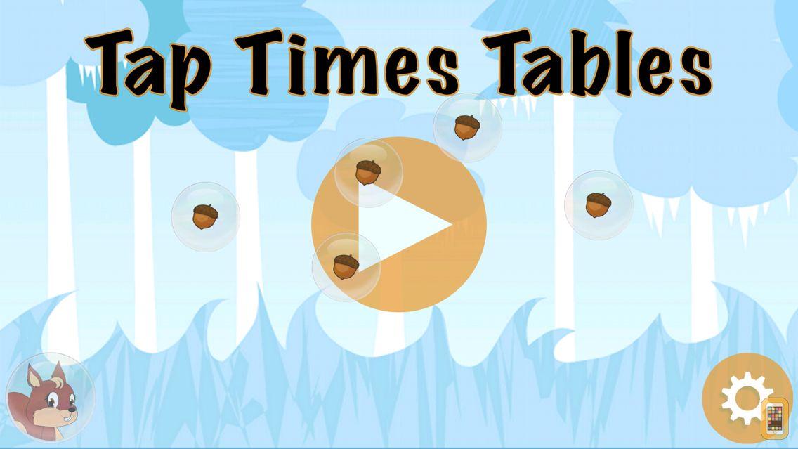 Screenshot - Tap Times Tables