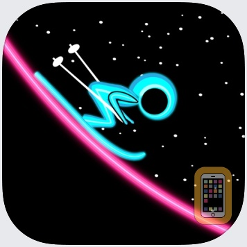 Ski On Neon by Esoteric Development (iPhone)