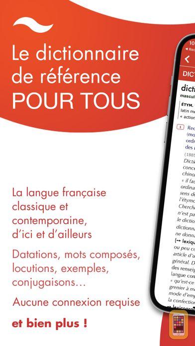 Screenshot - Dictionnaire Le Petit Robert