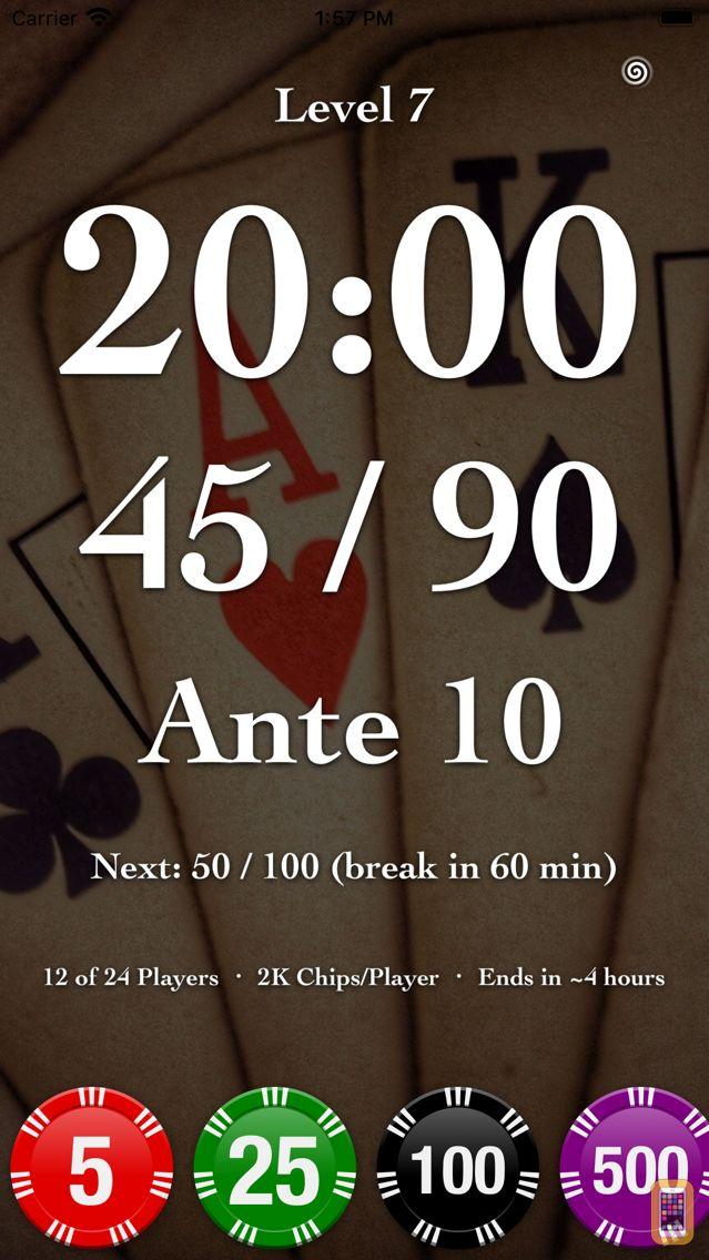 Screenshot - Texas Holdem Poker Timer