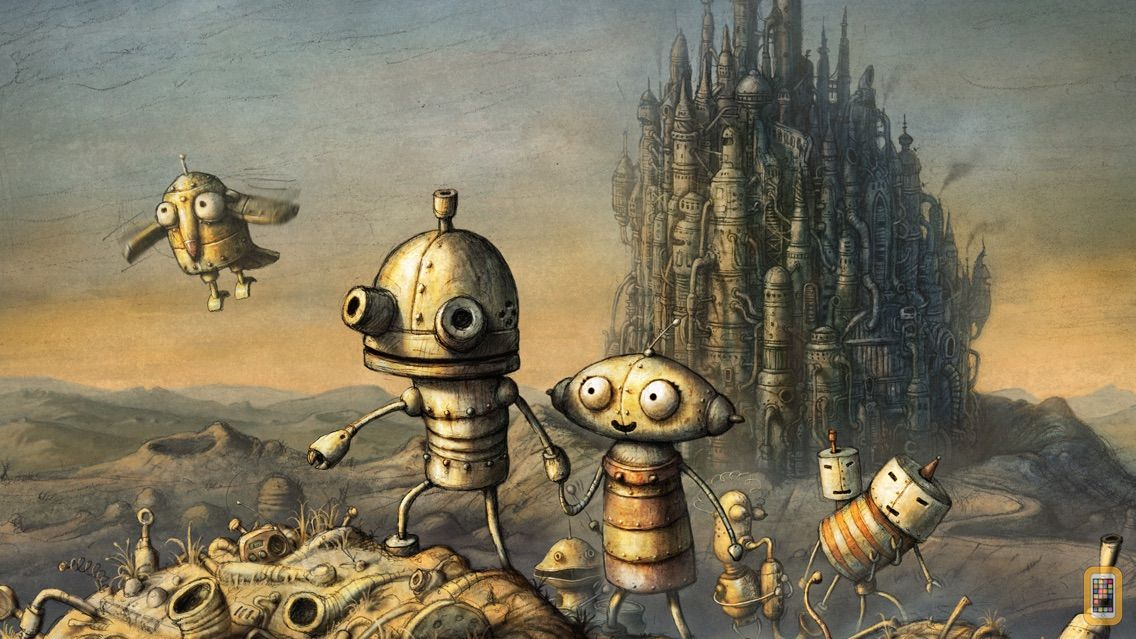 Screenshot - Machinarium