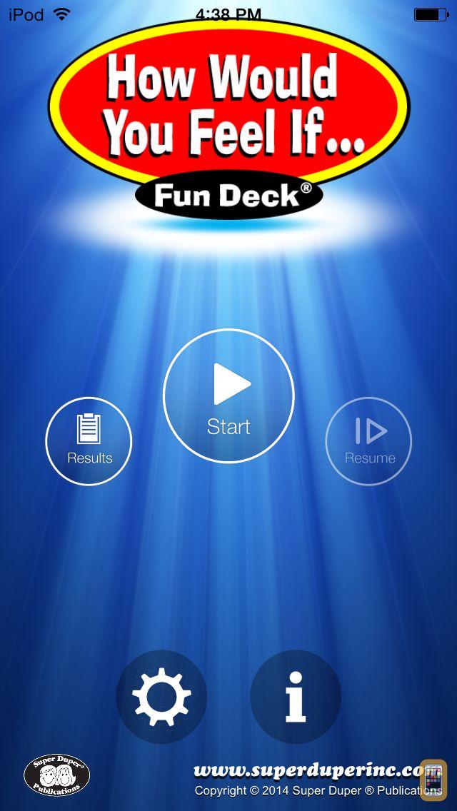 Screenshot - How Would You Feel If ... Fun Deck