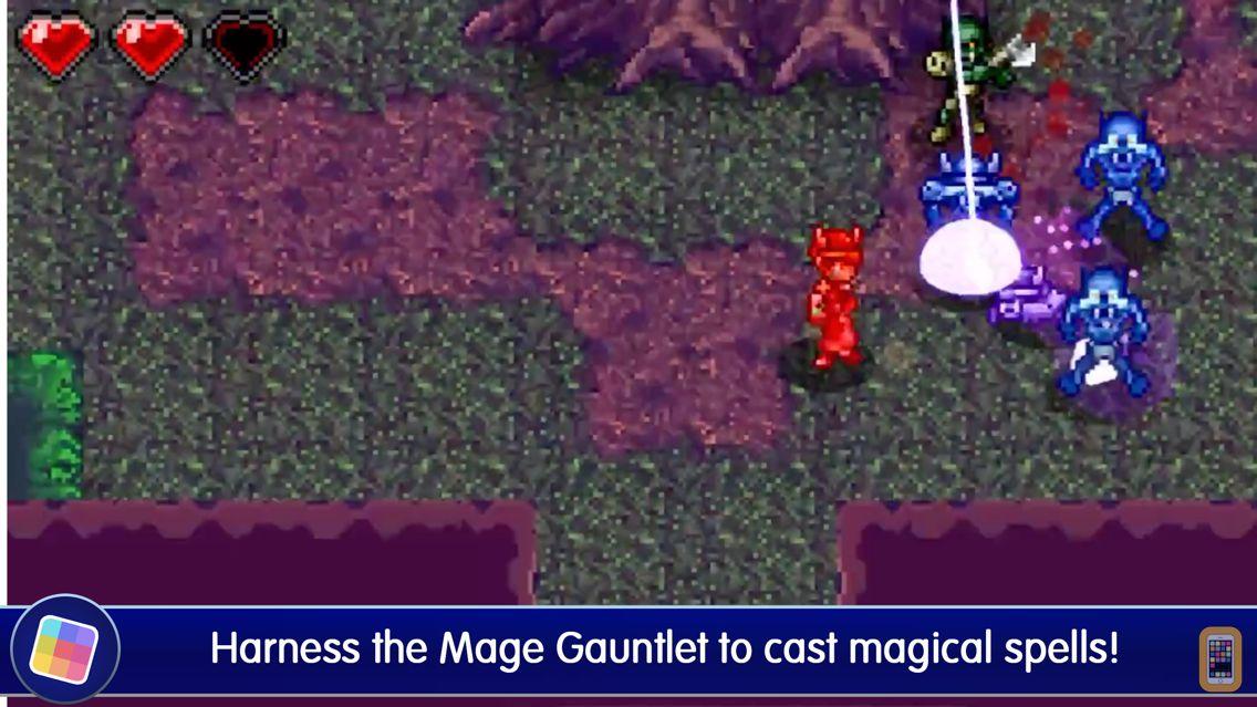 Screenshot - Mage Gauntlet