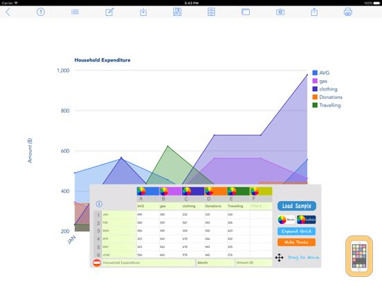Screenshot - Chart Maker
