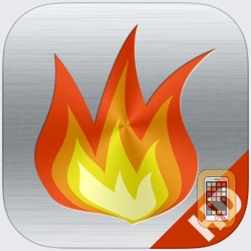 Fireplace Live HD pro by Voros Innovation (Universal)