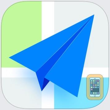 高德地图-精准地图,导航出行必备 by AutoNavi Information Technology Co. Ltd. (iPhone)