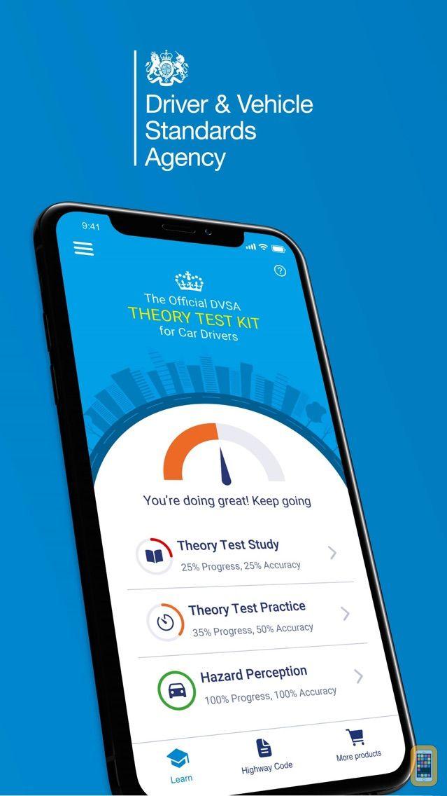 Screenshot - Official DVSA Theory Test Kit