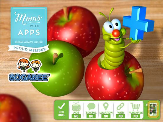 Screenshot - Adding Apples HD