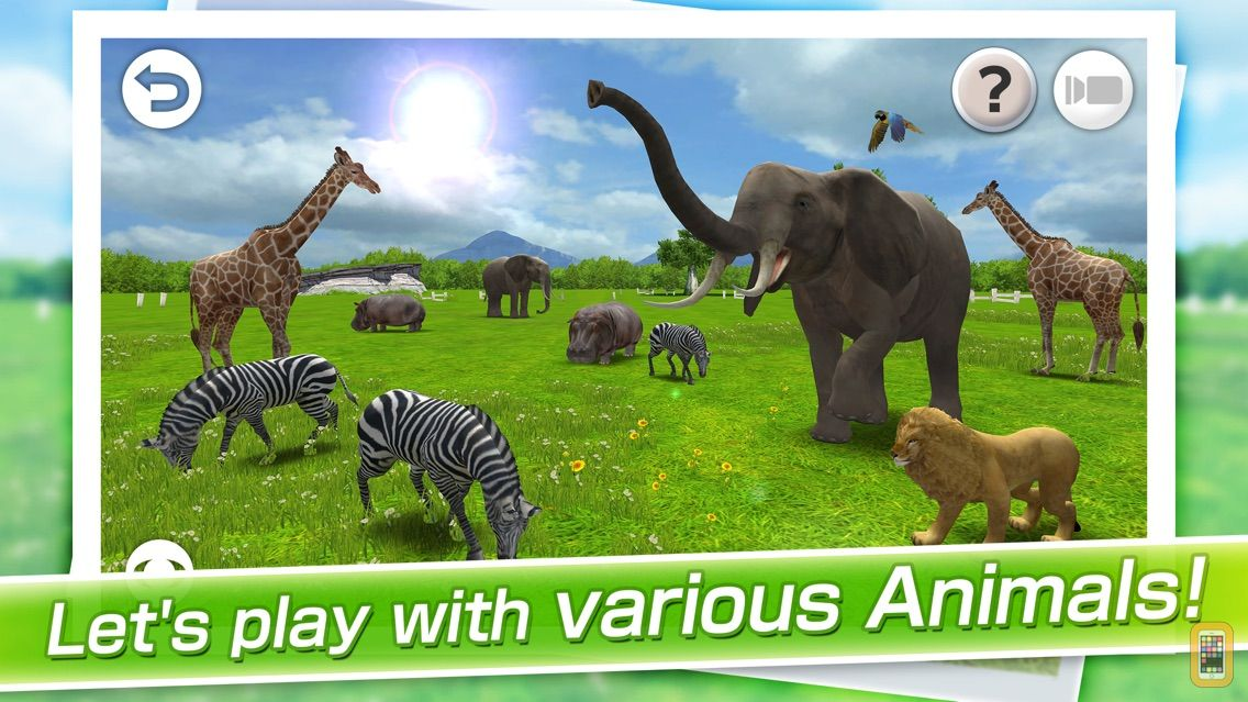 Screenshot - REAL ANIMALS HD (Full)