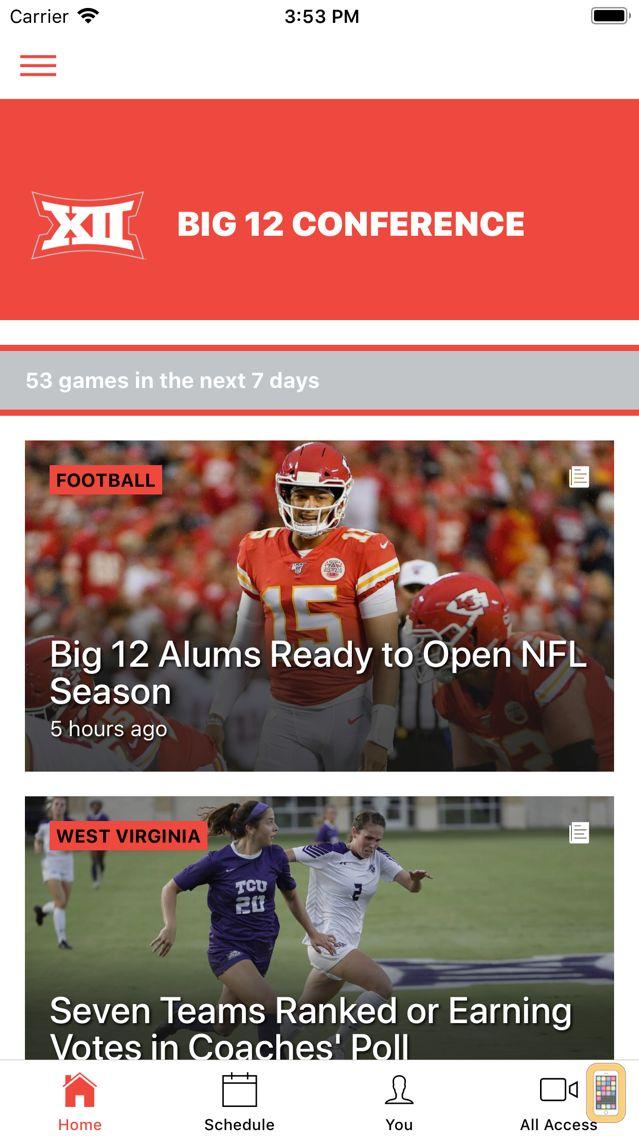 Screenshot - The Big 12