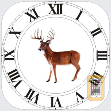 Best Hunting Times by K SOLUTION LLC (iPhone)