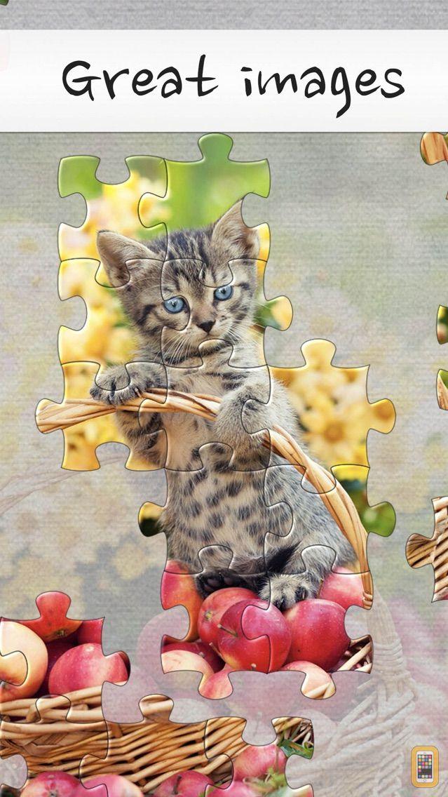 Screenshot - Jigsaw App