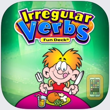 Irregular Verbs Fun Deck by Super Duper Publications (Universal)