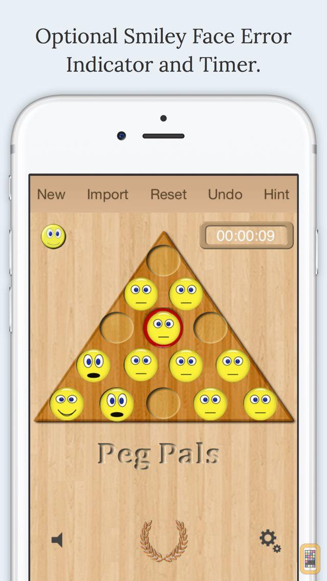 Screenshot - Peg Pals Pro - Peg Solitaire