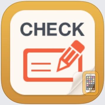 Checkbook Pro by Shanghai Fengge Information Technology Co., Ltd. (Universal)