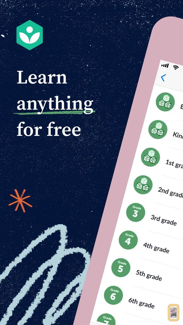 Screenshot - Khan Academy