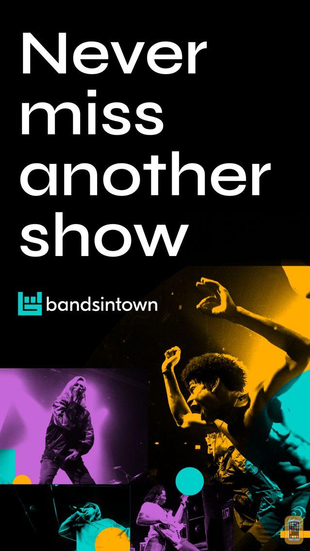 Screenshot - Bandsintown Concerts
