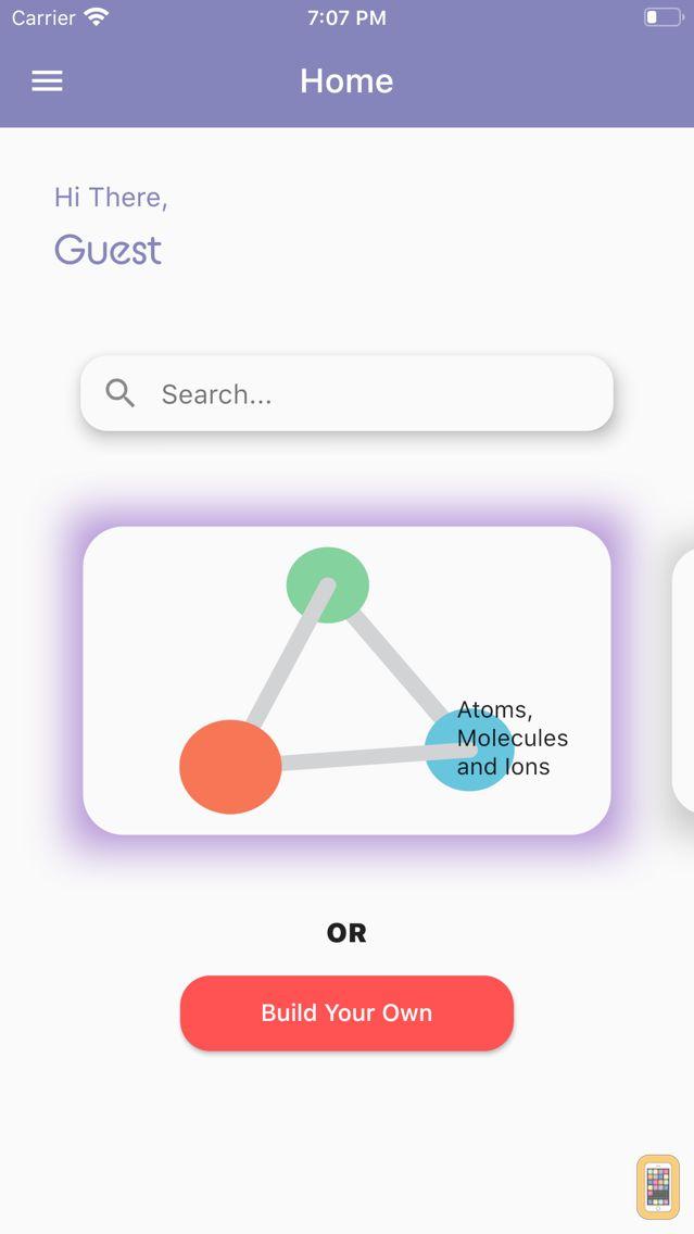 Screenshot - Quiz Chemistry