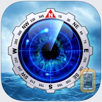 Compass Eye Bearing Compass by Pocket Mariner Ltd. (Universal)