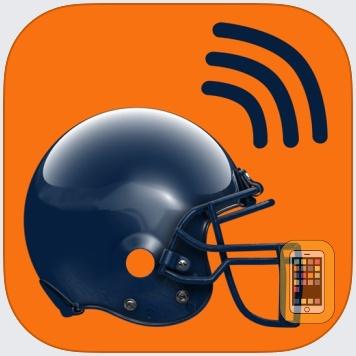 Chicago Football Radio & Live Scores by Red Ripe Media, LLC (Universal)