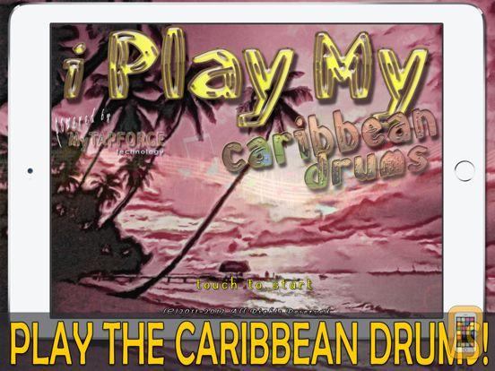 Screenshot - i Play My Caribbean Drums HD