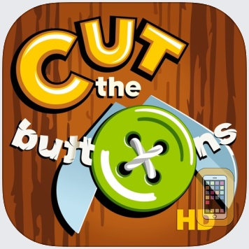Cut the Buttons HD by Open Name LLC (iPad)