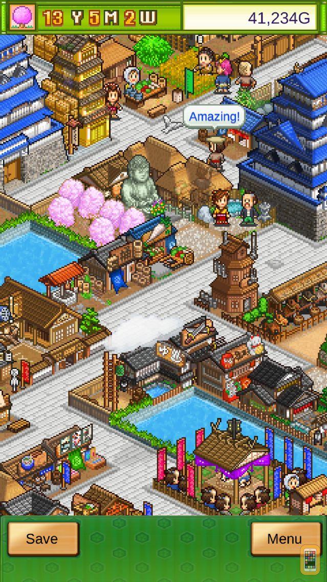 Screenshot - Oh! Edo Towns