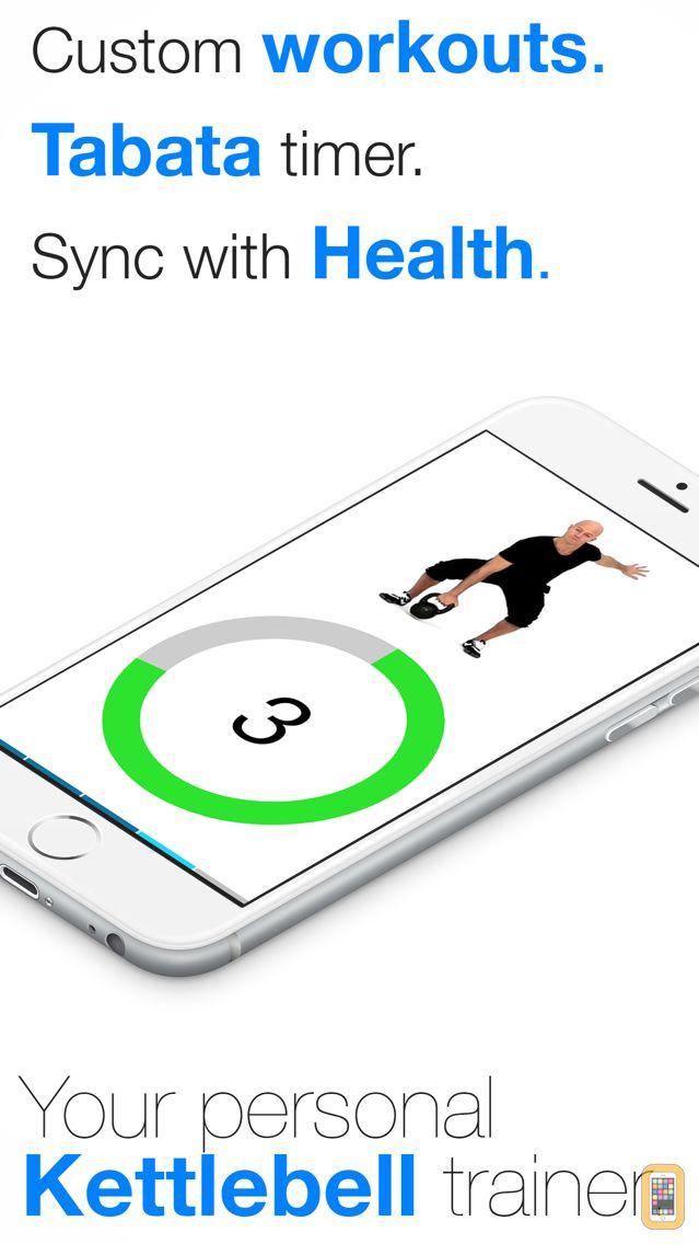 Screenshot - Virtual Trainer Kettlebell