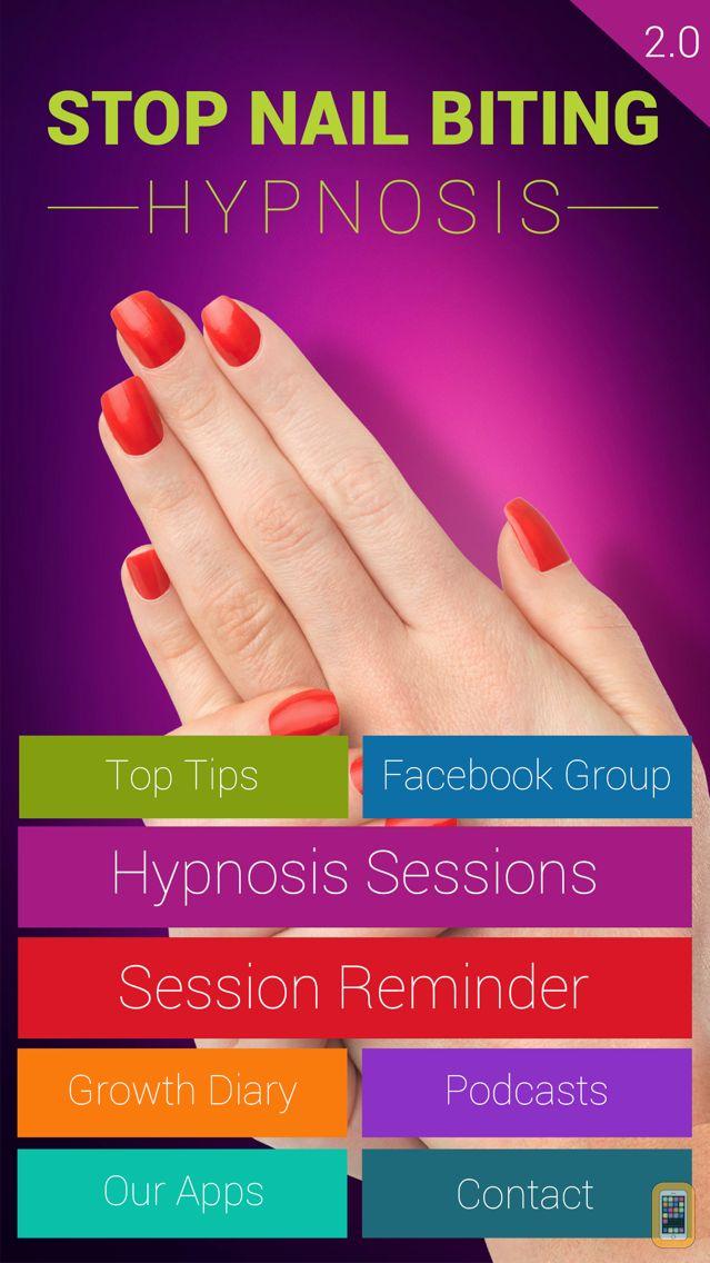 Screenshot - Stop Nail Biting Hypnosis