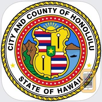Honolulu 311 by City and County of Honolulu (iPhone)
