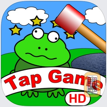 Bash The Frog HD - Tap Game by PS Ventures Limited (iPad)