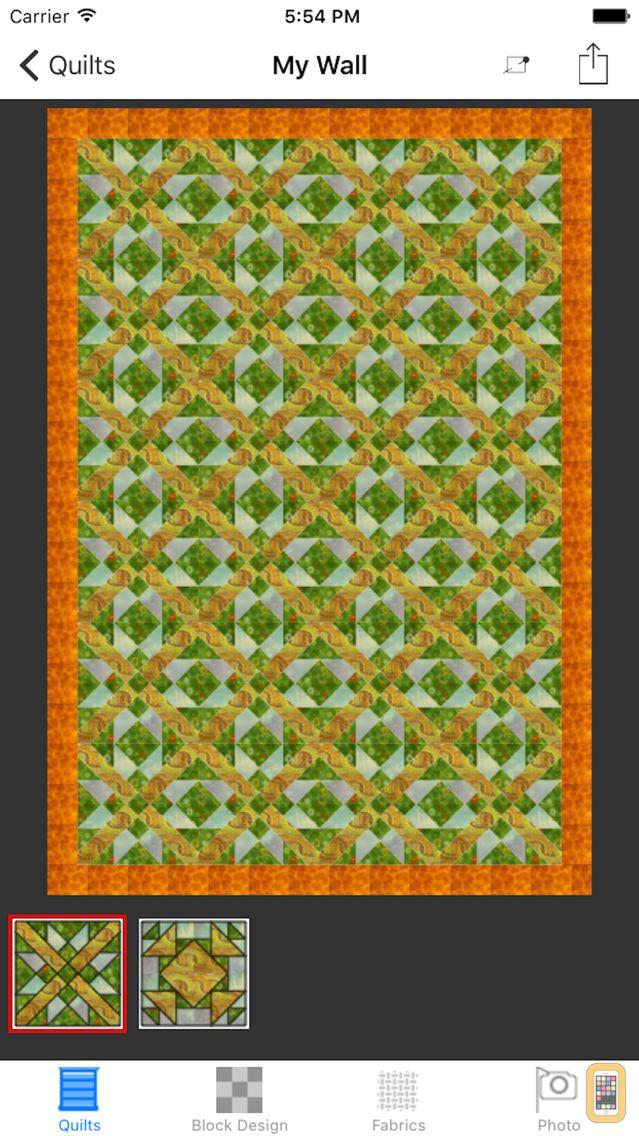 Screenshot - Quilt Wizard