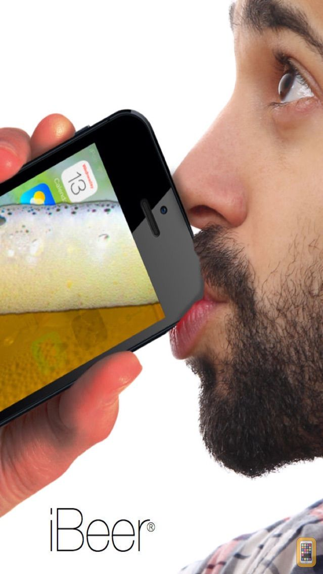 Screenshot - iBeer - Drink from your phone