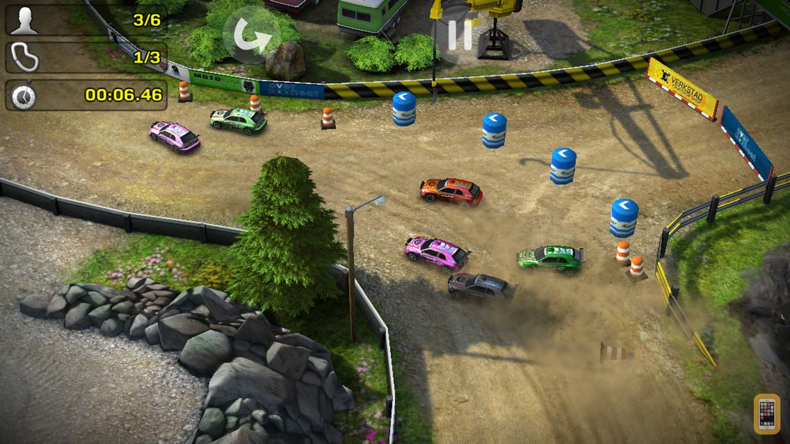 Screenshot - Reckless Racing 2