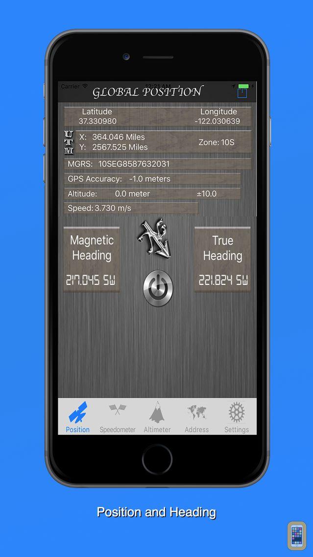 Screenshot - Global Position