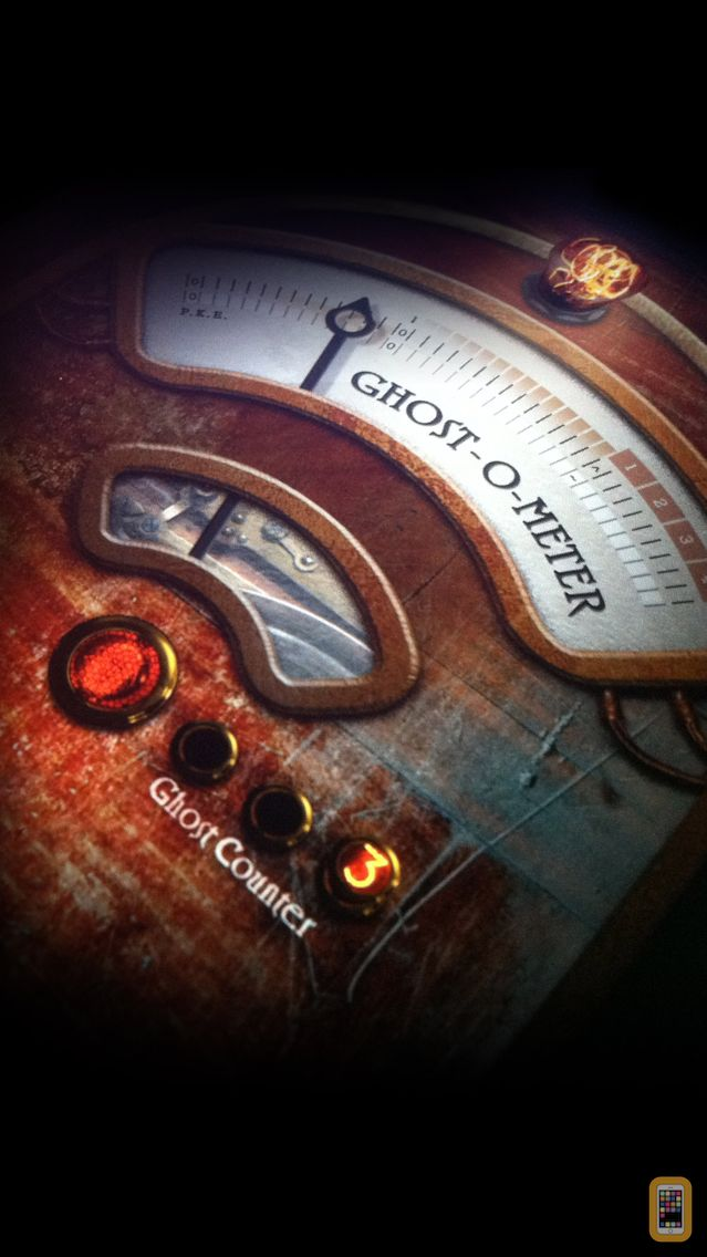 Screenshot - Ghost-O-Meter