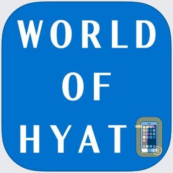 World of Hyatt by Hyatt (iPhone)