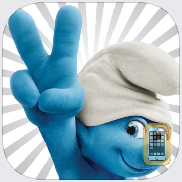 Smurf-O-Vision: The Smurfs Movie Blu-ray Second Screen Experience by Sony Pictures Home Entertainment (Universal)