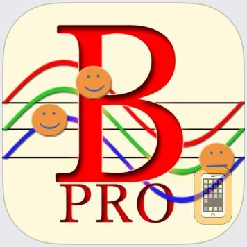 Biorhythm Pro - measure the rhythm of your life by Massimiliano Borrelli (Universal)