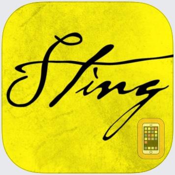 Sting 25 by @radical.media (Universal)