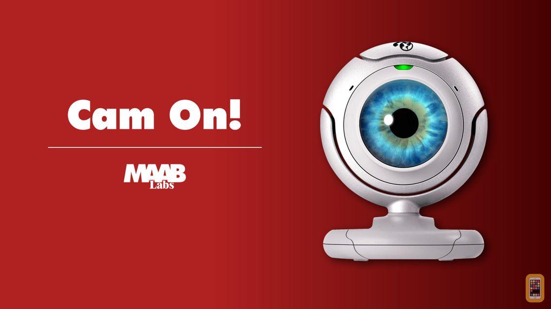 Screenshot - Cam On! Pro