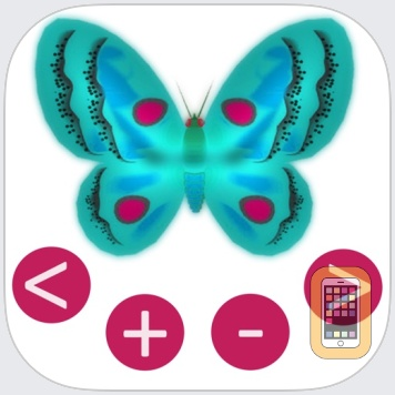 Butterfly Math by Pyzia (Universal)