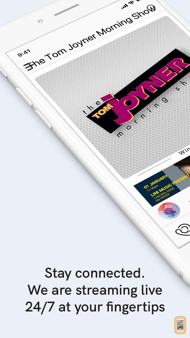 Screenshot - The Tom Joyner Morning Show
