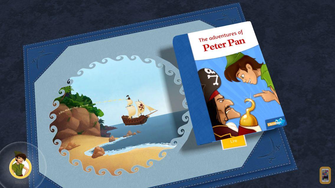 Screenshot - The Adventures of Peter Pan