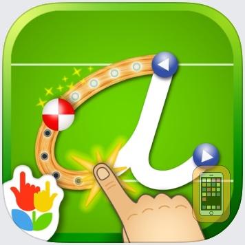 LetterSchool - Learn to Write! by Letterschool Enabling Learning B.V. (Universal)