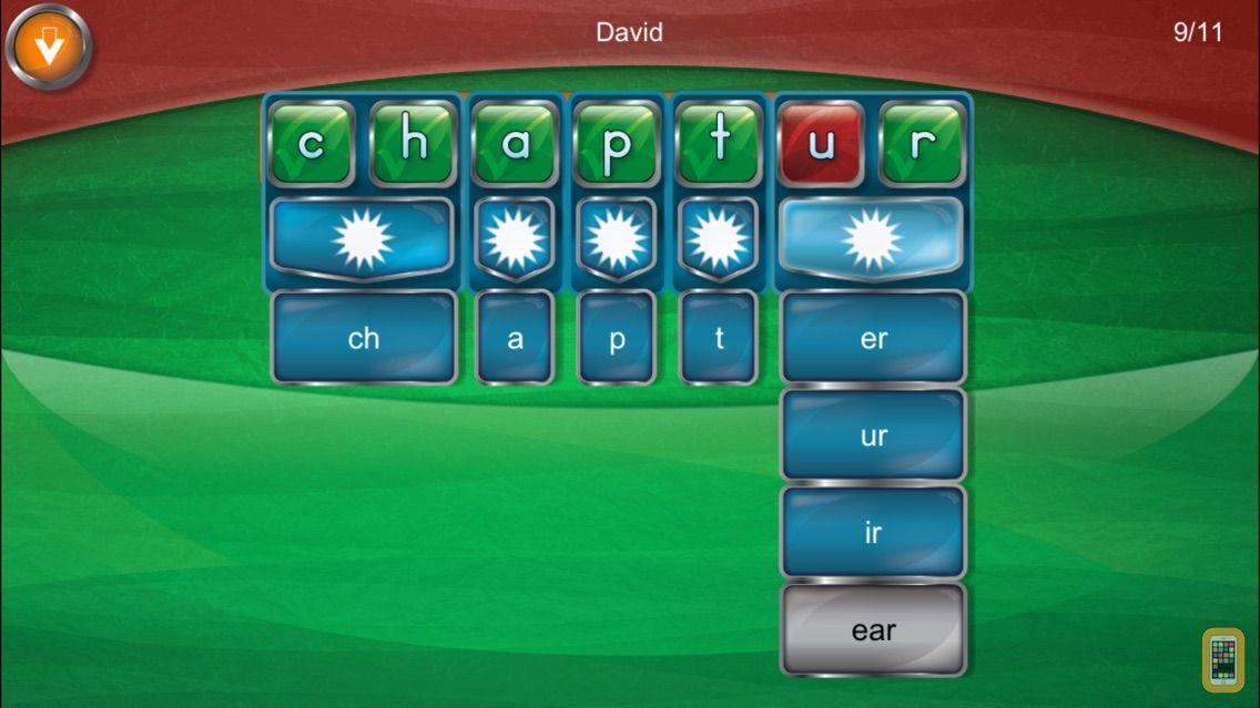 Screenshot - Simplex Spelling Phonics 1