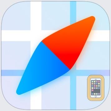 腾讯地图-路线规划,导航打车出行必备 by Tencent Mobile Games (Universal)